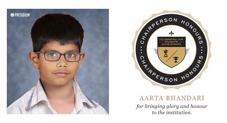 Aarta Bhandari