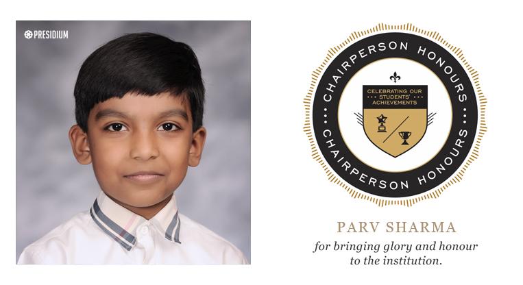 Parv Sharma
