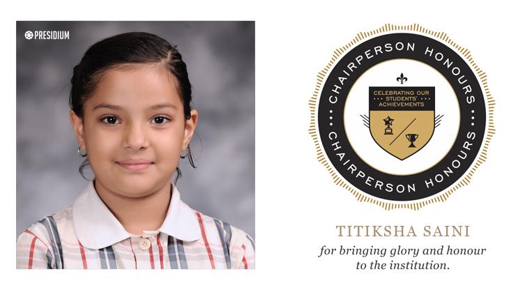 Titiksha Saini