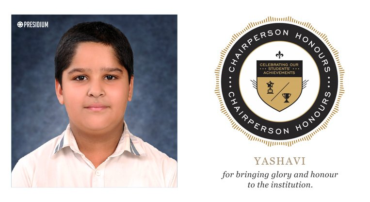 YASHASHVI