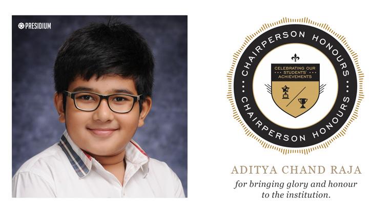 Aditya Chand Raja