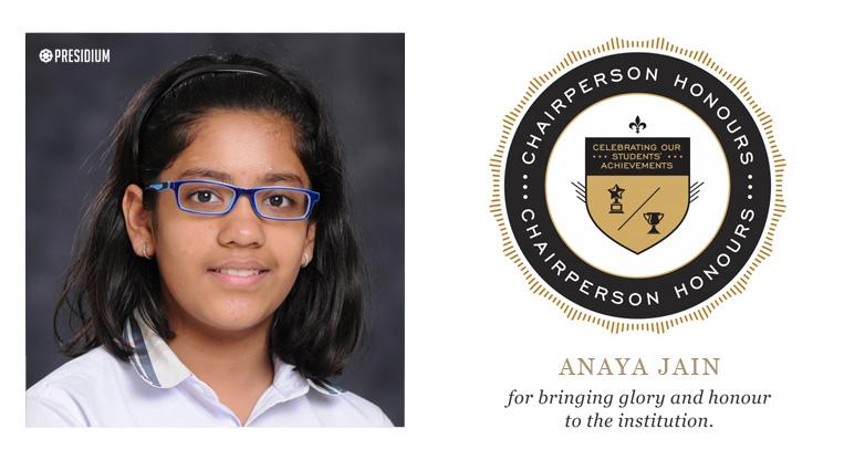 Anaya Jain