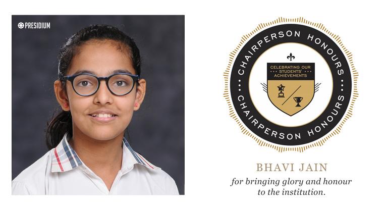 Bhavi Jain