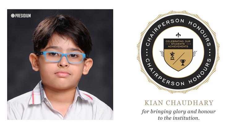Kian Choudhary
