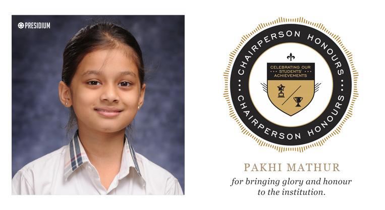 Pakhi Mathur