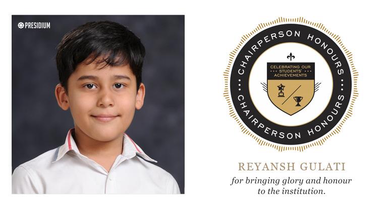 Reyansh Gulati