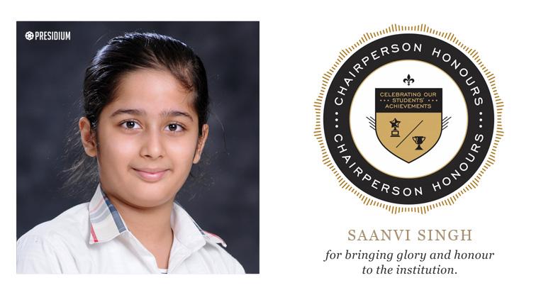 Saanvi Singh