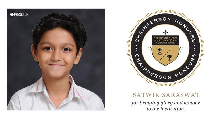 Satwik Saraswat