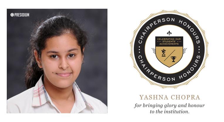 Yashna Chopra