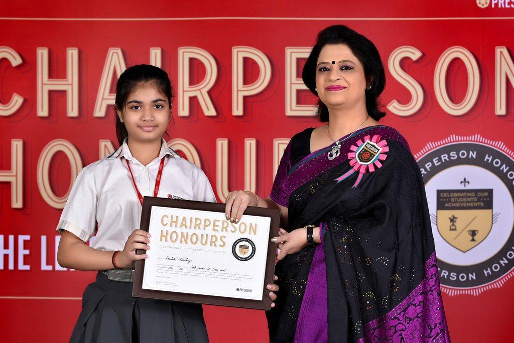 Harshita Chaudhary