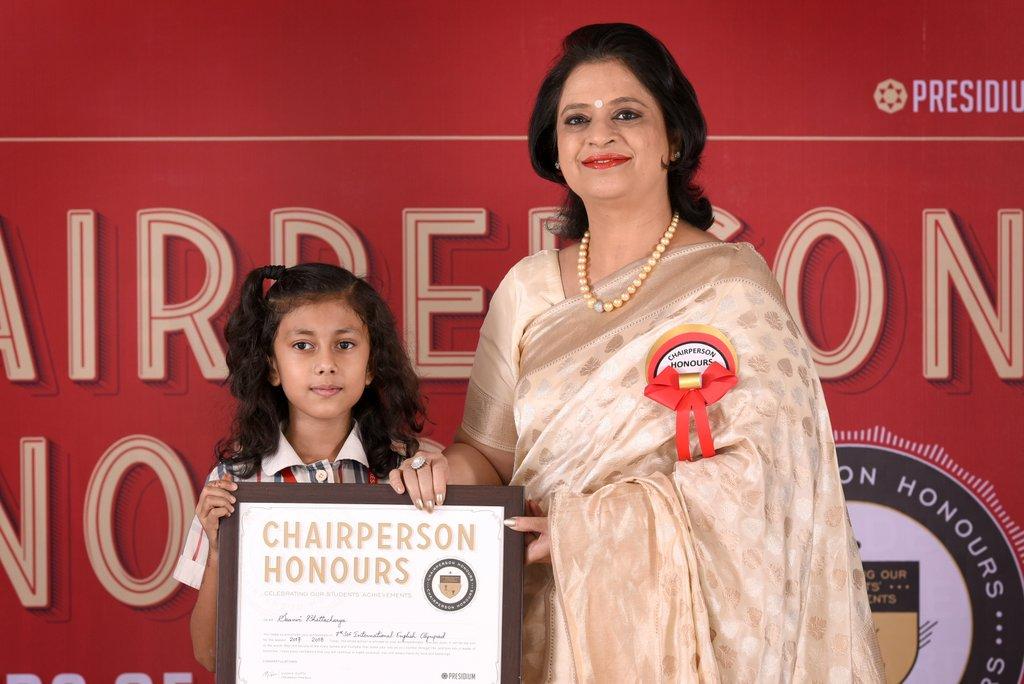 Saanvi Bhattacharya