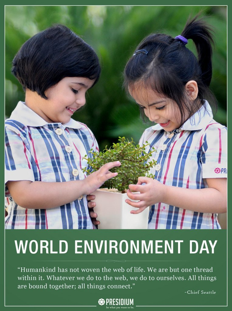 WORLD ENVIRONMENT DAY'2017 - 5TH JUNE