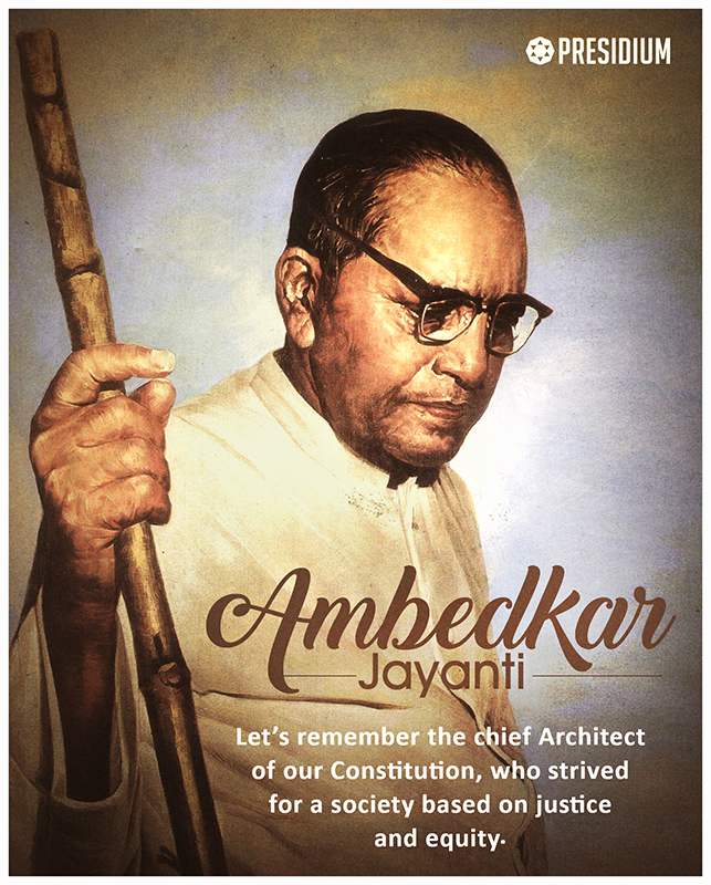 SALUTING THE ARCHITECT OF THE INDIAN CONSTITUTION!