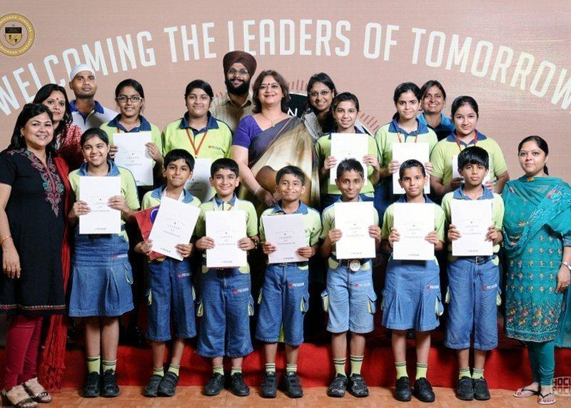THE YOUNG ACHIEVERS OF PRESIDIUM HAD A GRAND CHAIRPERSON HONOURS MEET
