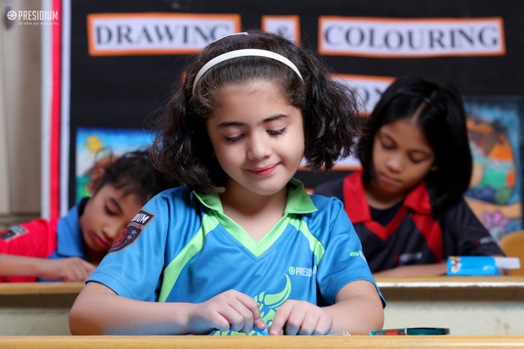 CREATIVITY & ARTISTIC EXCELLENCE SOARS HIGH AT COLOURING CONTEST