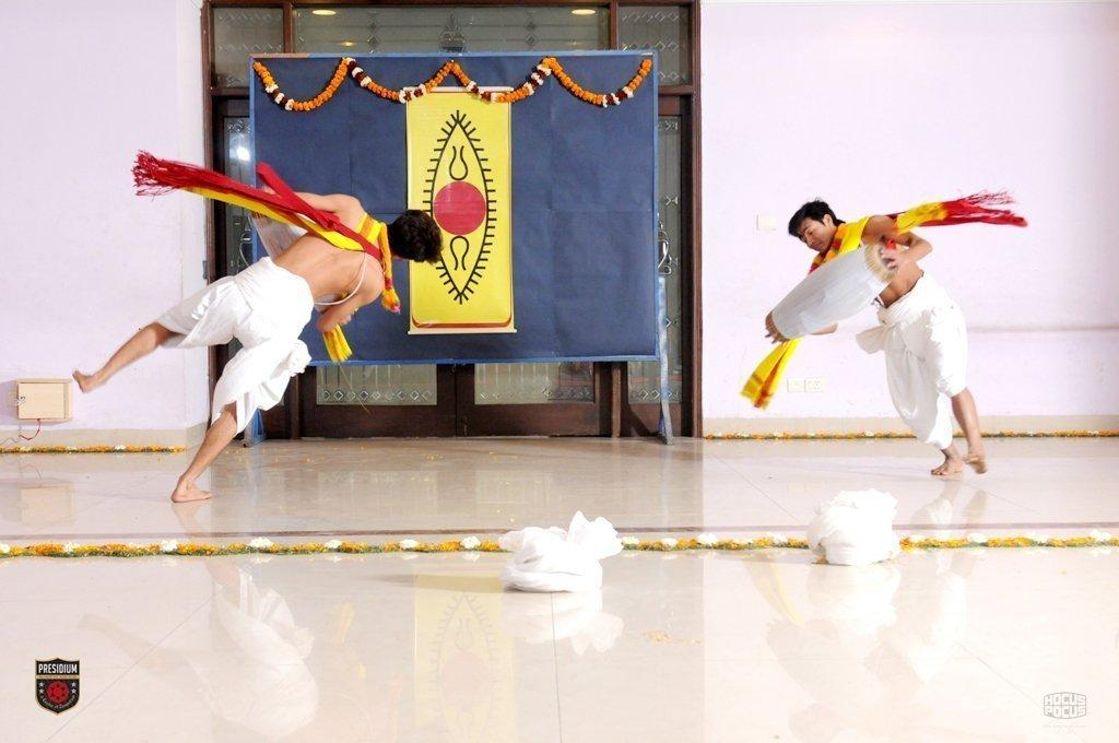 PRESIDIANS WITNESS SPECTACULAR DANCE PERFORMANCE AT SPIC MACAY