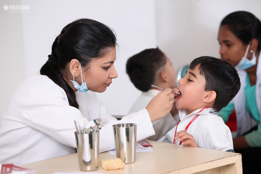 LEARNING TO SUSTAIN HEALTHY TEETH & GUMS FOR OPTIMUM ORAL HYGIENE