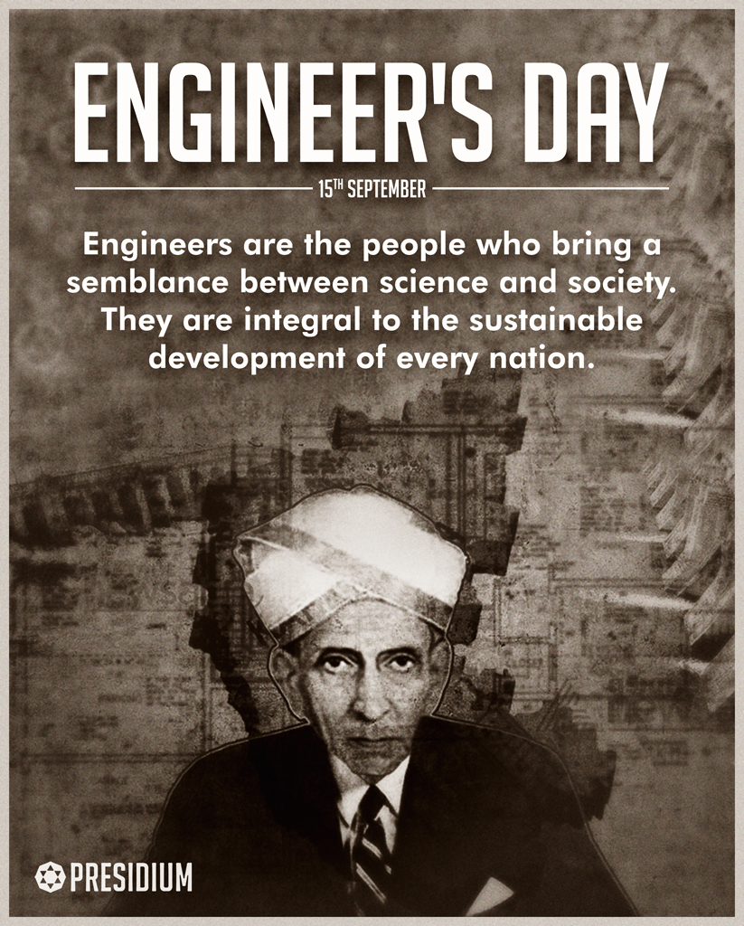 ENGINEERS ARE THOSE WHO BUILD, CONNECT & GIVE POWER TO THE WORLD
