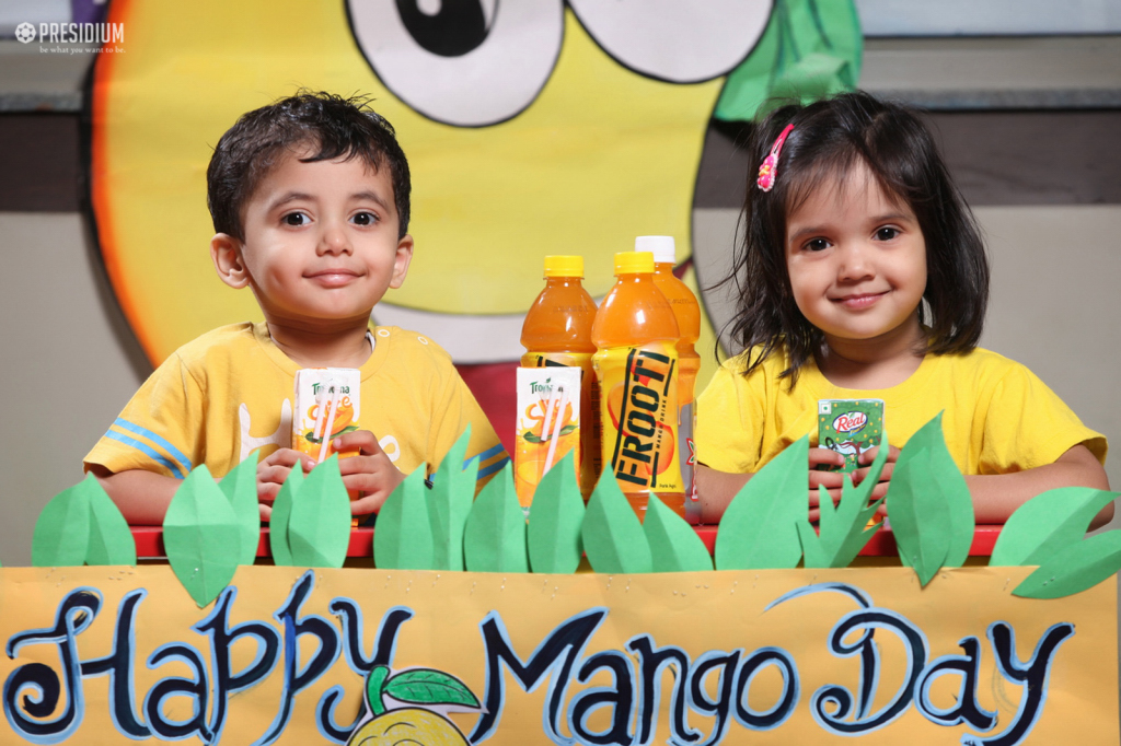 MANGO DAY: SALUTING THE KING OF FRUITS!