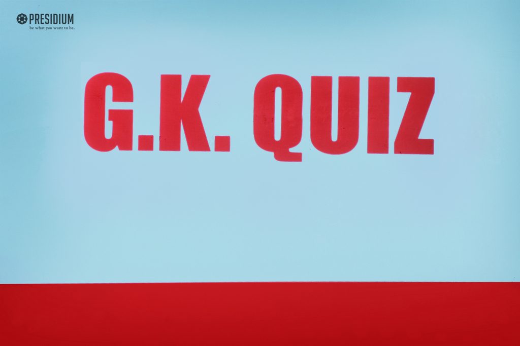 GK QUIZ COMPETITION 2019