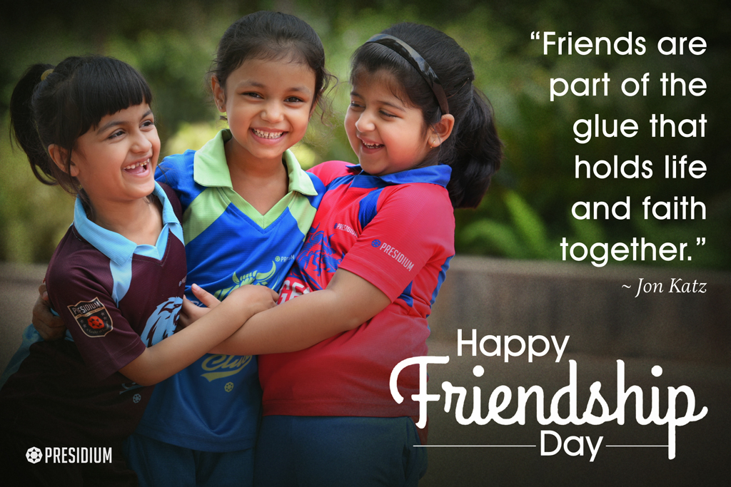 FRIENDSHIP DAY 2020