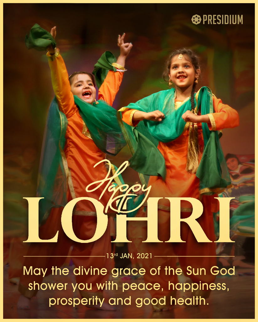 MAY THE BONFIRE OF LOHRI ADD WARMTH OF JOY & LOVE IN OUR LIVES