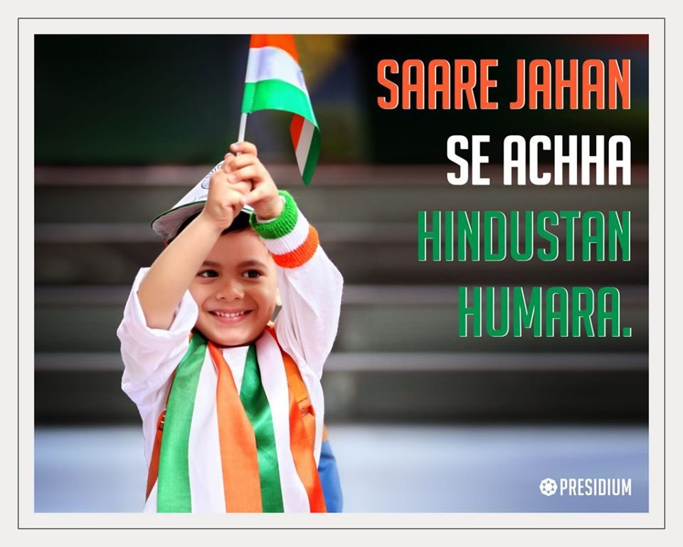 INDEPENDENCE DAY: LET'S RESPECT INDIA FOR EVERYTHING IT GAVE US!