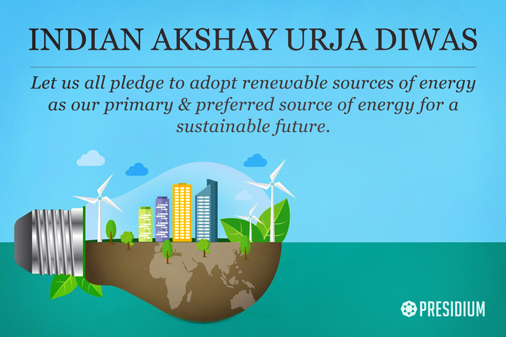LET'S EMBARK ON A JOURNEY TO PROMOTE THE USE OF RENEWABLE ENERGY
