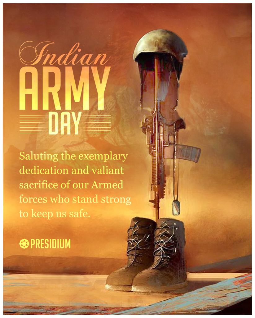 REMEMBERING OUR FEARLESS SOLDIERS ON ARMY DAY