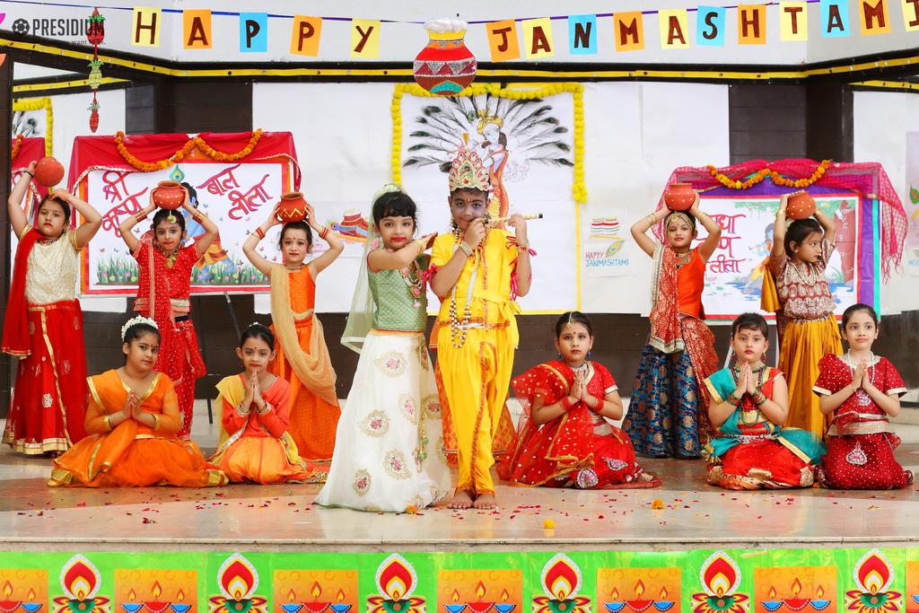 JANMASHTAMI CELEBRATIONS 2019