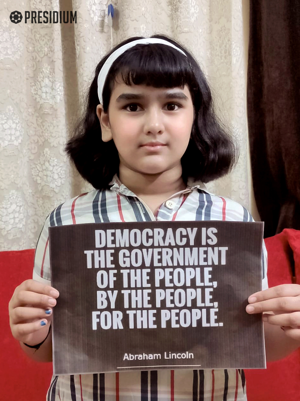 DEMOCRACY DAY 2020