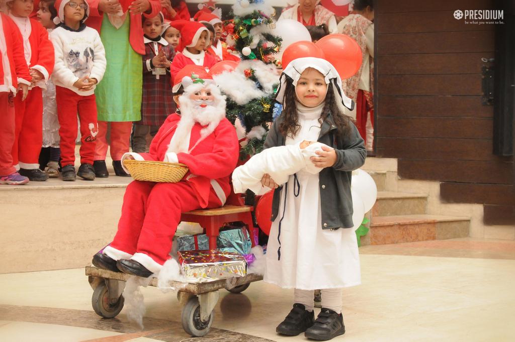 Christmas Celebration Assembly