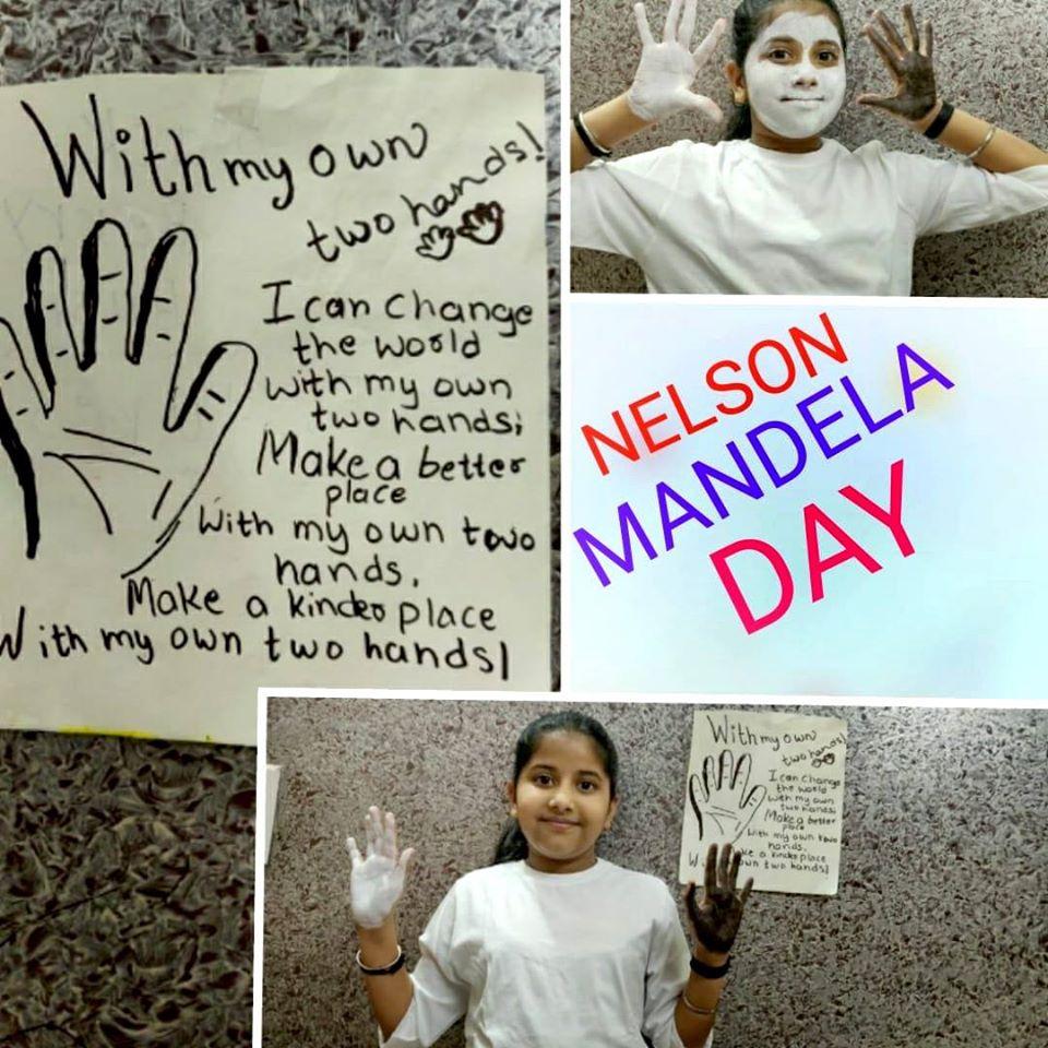 MANDELA DAY: PRESIDIANS HONOUR THE LEGACY OF NELSON MANDELA!