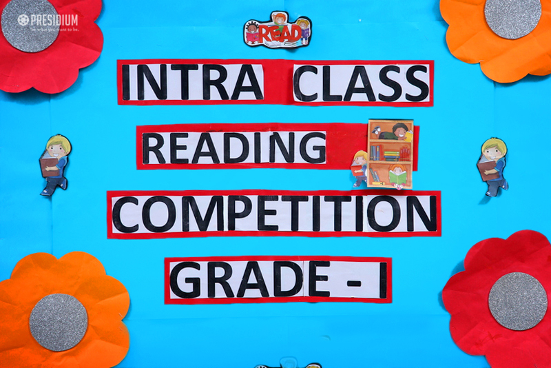 READING COMPETITION: NOTHING CAN REPLACE THE VALUE OF BOOKS