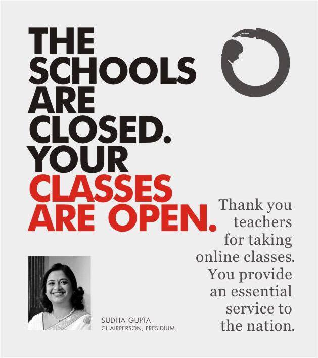 THANK YOU TEACHERS- YOU TRULY ARE NATION BUILDERS