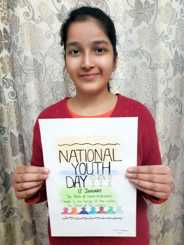 NATIONAL YOUTH DAY: YOUTH IS THE HOPE OF THE FUTURE!