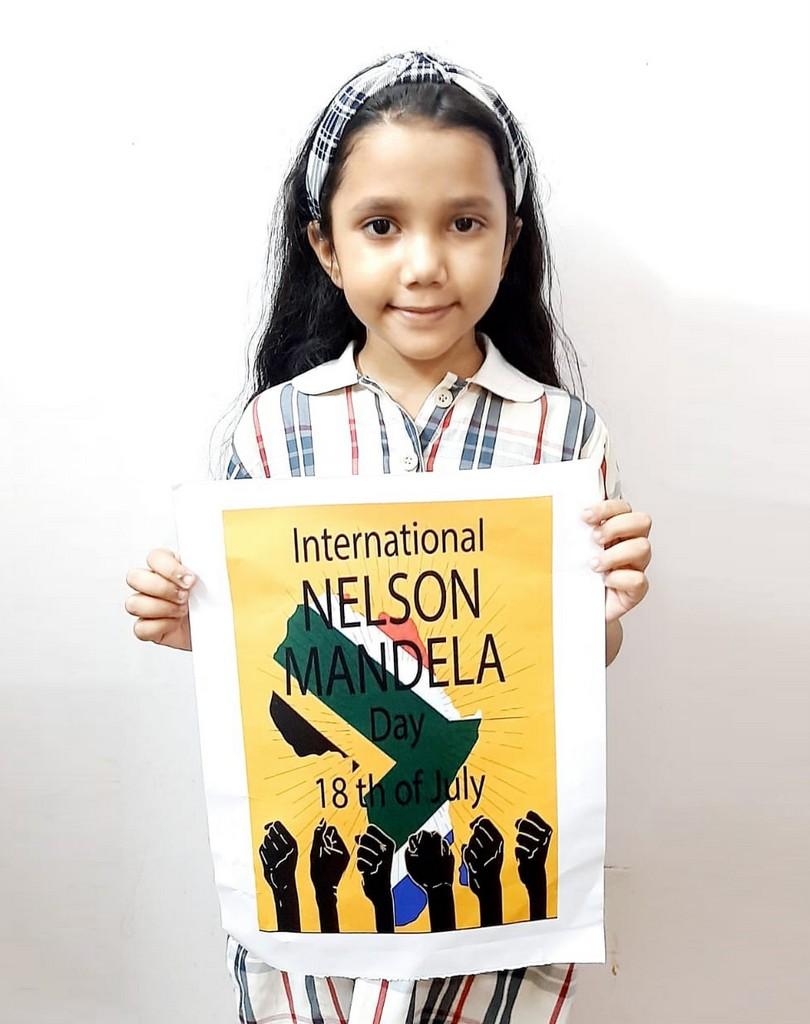 MANDELA DAY: TAKE ACTION, INSPIRE CHANGE!