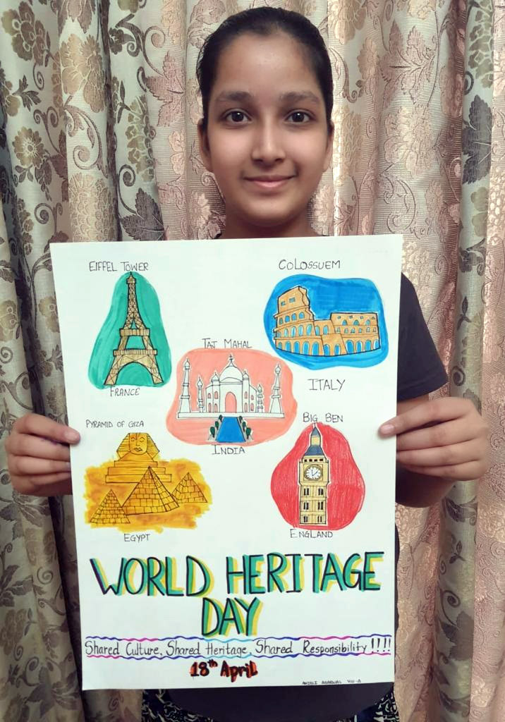 HERITAGE DAY: STUDENTS ENHANCE THEIR KNOWLEDGE OF HERITAGE SITES