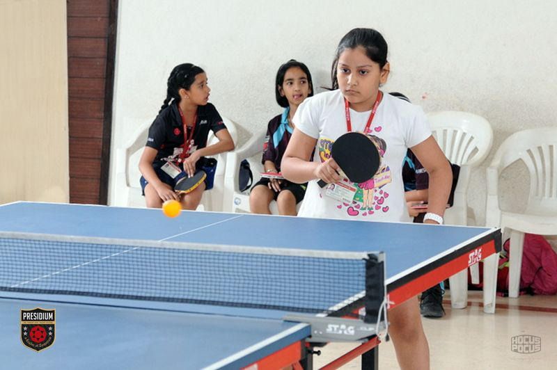 NEW SESSION GETS A HEAD START WITH INTER PRESIDIUM TABLE TENNIS TOURNAMENT