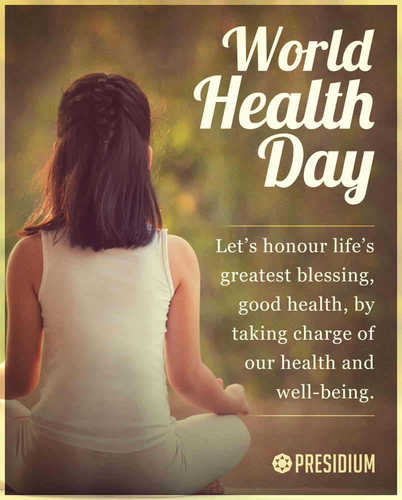 LET'S INCULCATE ALL THE HEALTHY VALUES & PRACTICES IN LIFE!