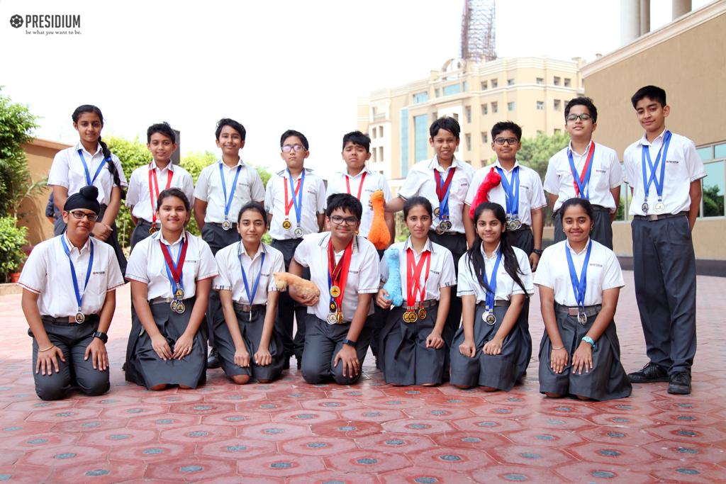 PRESIDIANS MAKE IT TO WORLD SCHOLAR'S CUP'S INTERNATIONAL ROUND