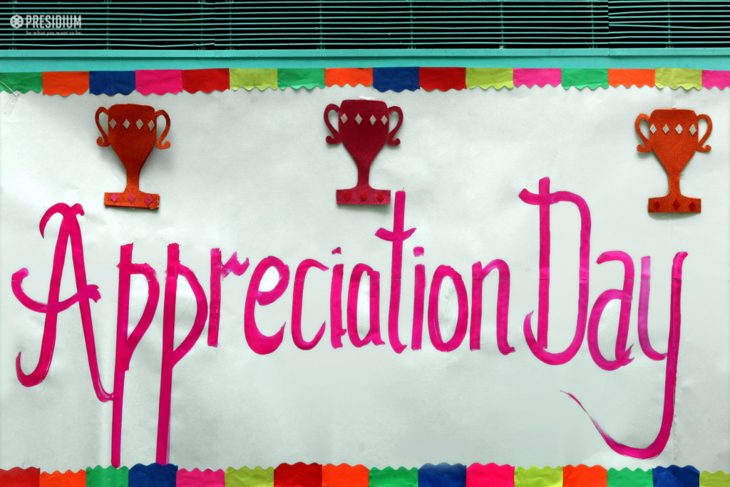 APPRECIATION DAY 2018
