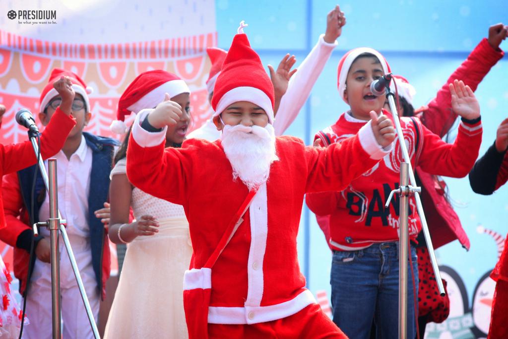 CHRISTMAS CARNIVAL 2018