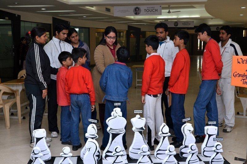 PRESIDIUM SCHOOLS CONDUCT AN INTER BRANCH CHESS TOURNAMENT