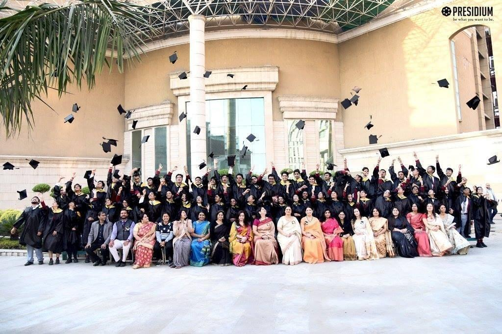 CITATION CEREMONY: WISHING THE OUTGOING BATCH SUCCESS & GLORY