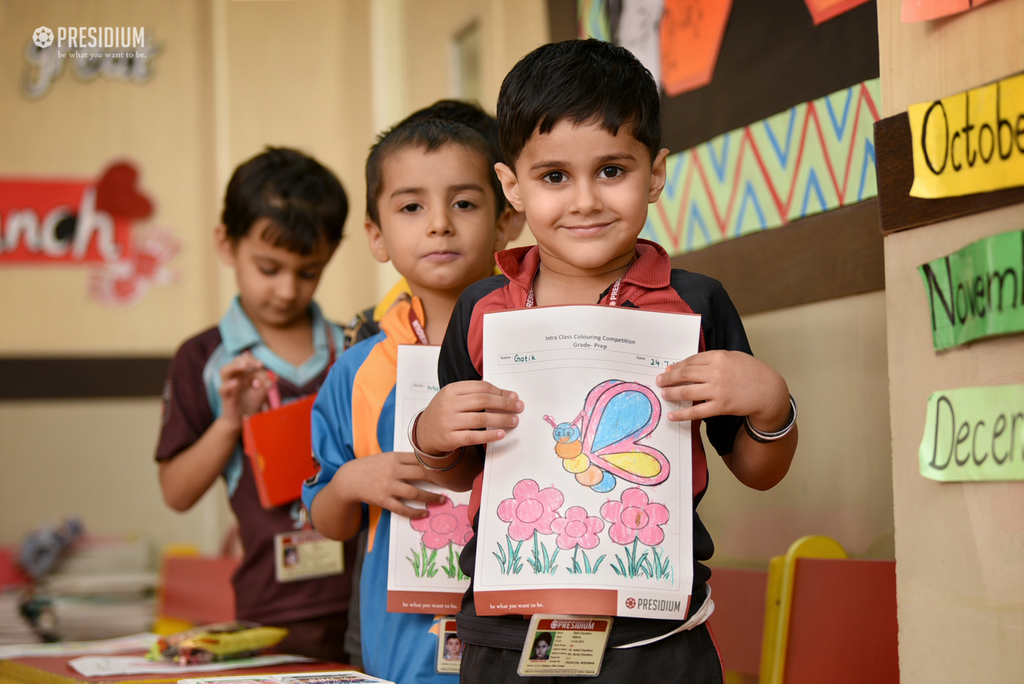 COLOURING COMPETITION 2019