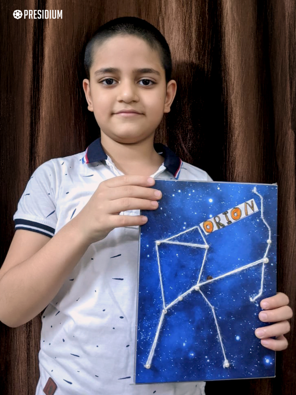 OUR BUDDING ASTRONOMERS ENHANCE THEIR KNOWLEDGE OF CONSTELLATION!