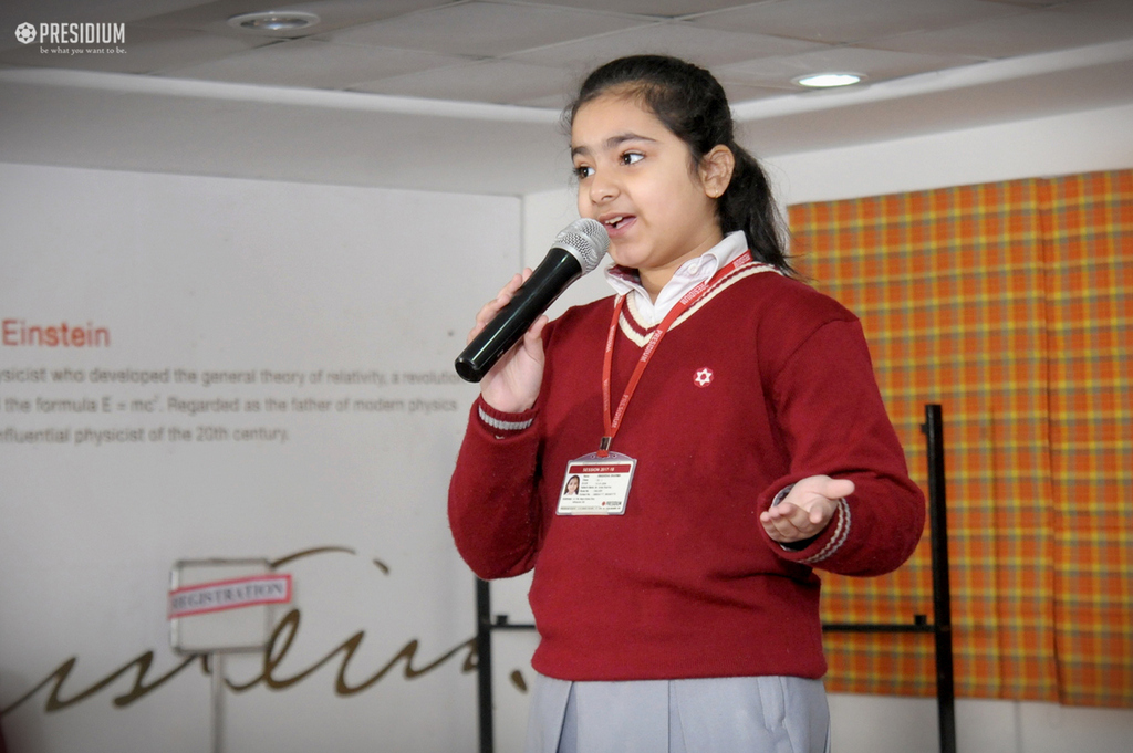 Special Assembly on National Youth Day