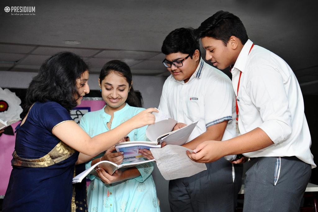 प्रेसिडियम ने उत्साह से मनाया शिक्षक दिवस और हिंदी दिवस
