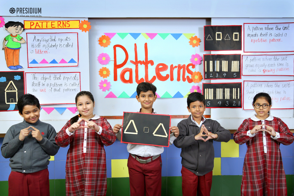 STUDENTS COMPREHEND PATTERN 2019